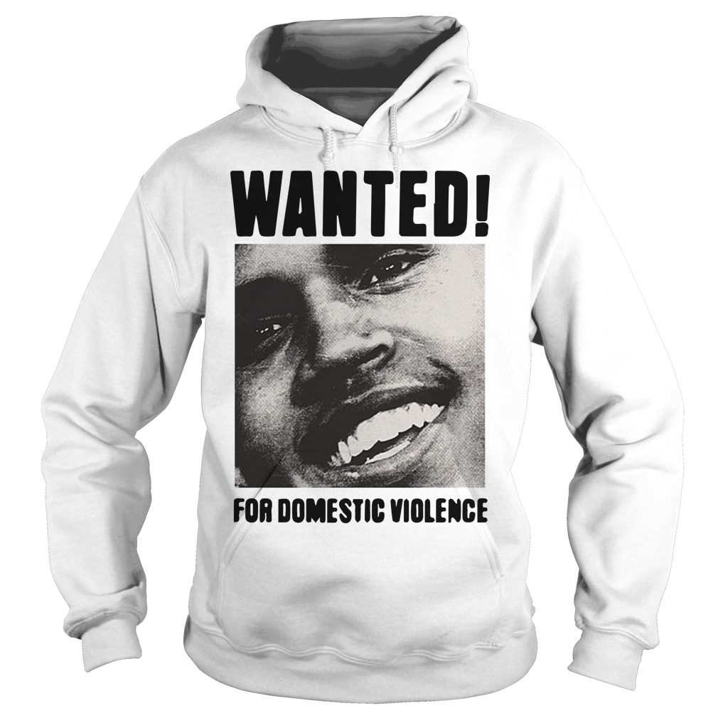 Frank Ocean Chris Brown Wanted For Domestic Violence Hoodie
