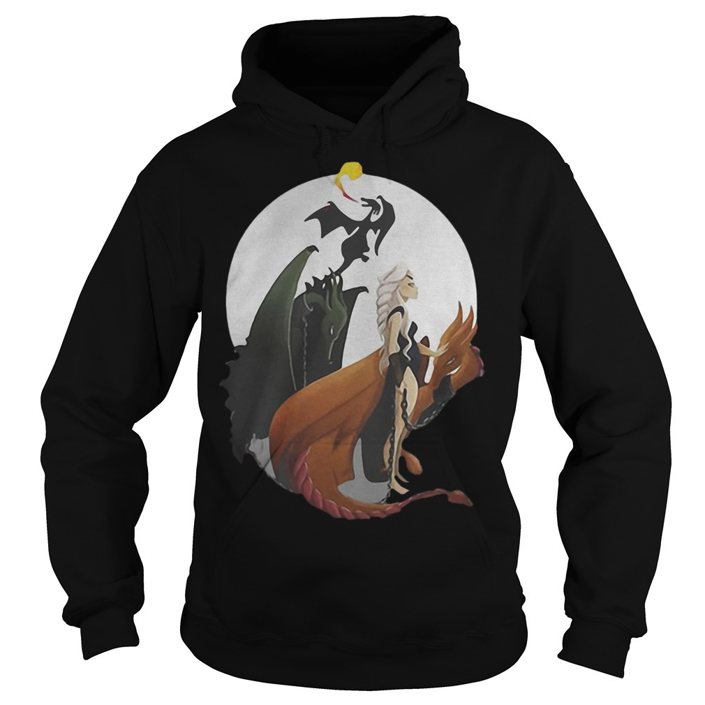 GOT Daenerys Targaryen Mother Of Dragons Hoodie
