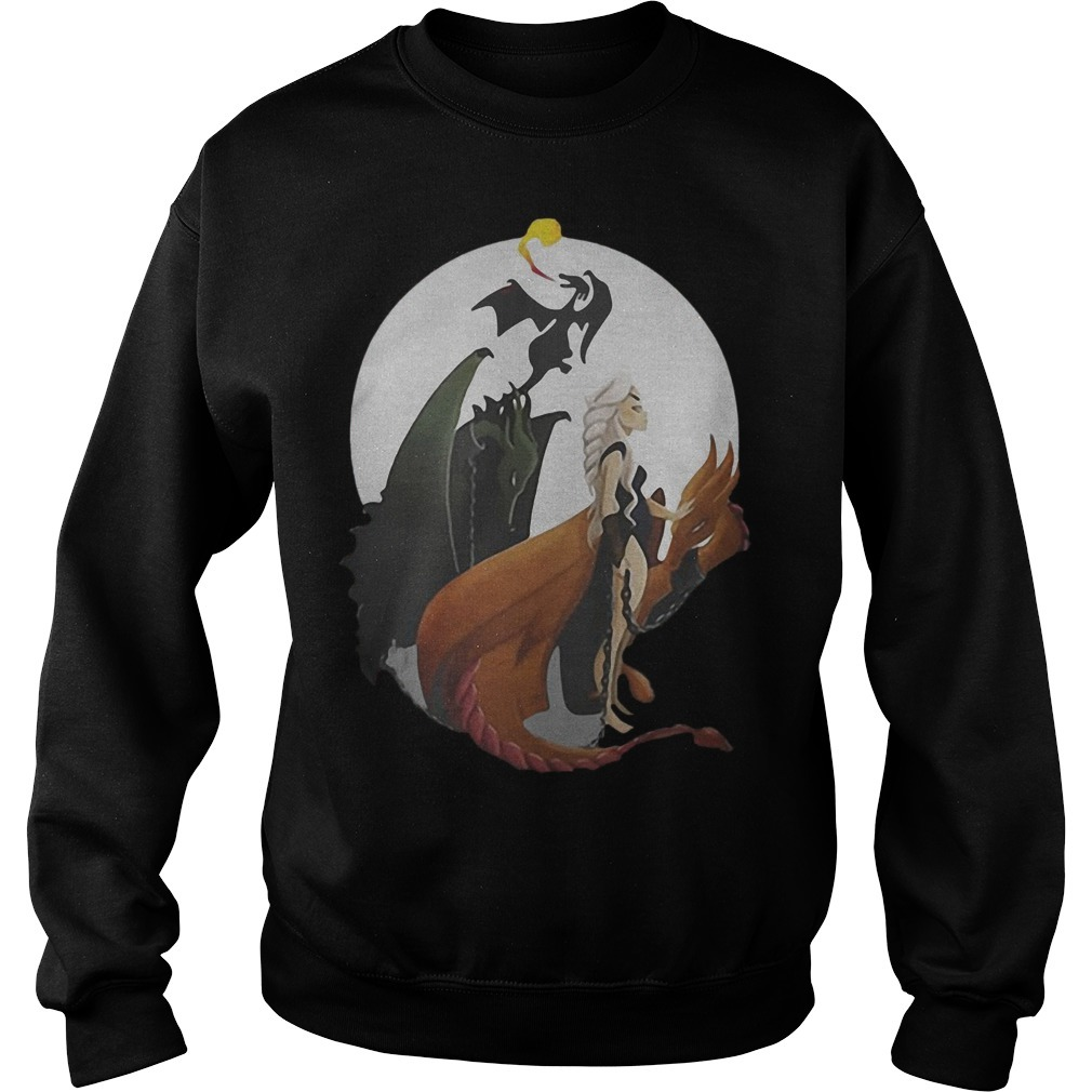 GOT Daenerys Targaryen Mother Of Dragons Sweater