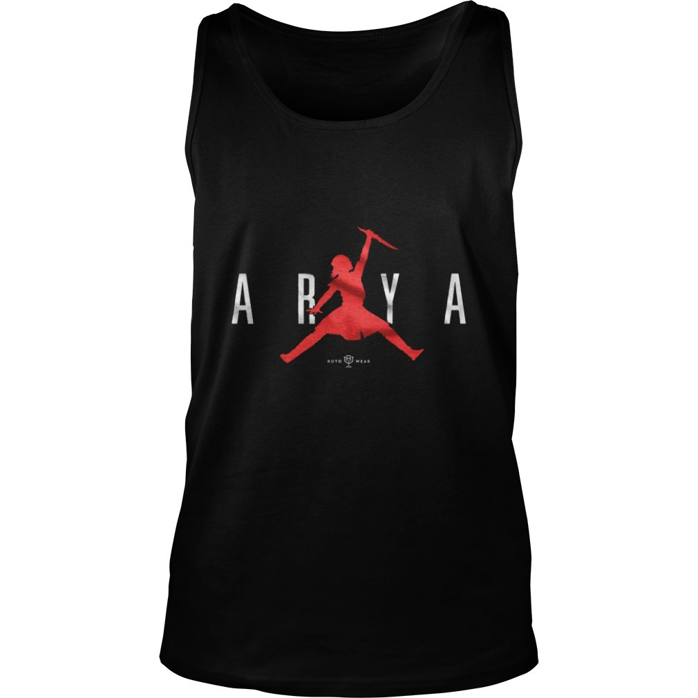 Game Of Thrones Air Arya Not Today Tank Top