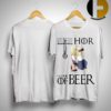 Game Of Thrones Fat Thor Father Of Beer Shirt