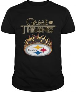 Game Of Thrones Pittburgh Steelers Shirt