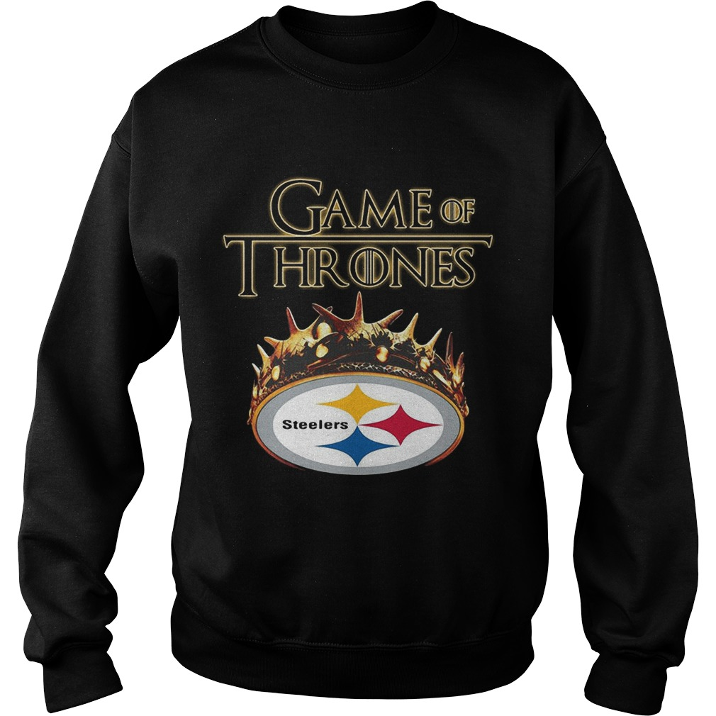 Game Of Thrones Pittburgh Steelers SweaterGame Of Thrones Pittburgh Steelers Sweater