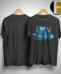 I Love You 3000 Light Shirt