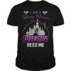 Ironman I Am A Disney Princess Unless Avengers Need Me shirt