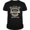 It's A Moss Thing You Wouldn't Understand Shirt