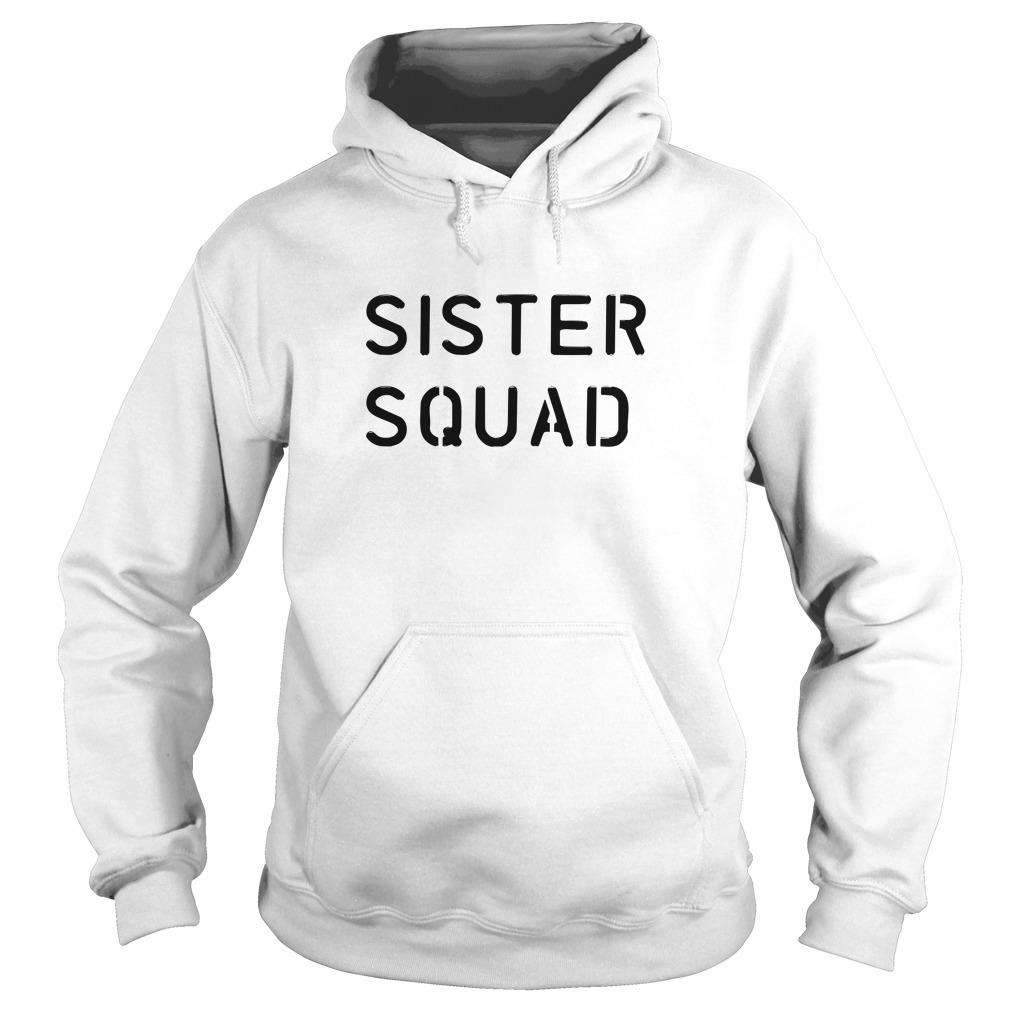 Jake Webber 9 Sister Squad Hoodie