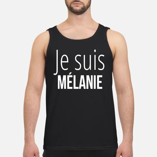 Je Suis Mélanie Tank Top