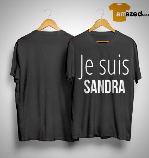 Je Suis Sandra Shirt