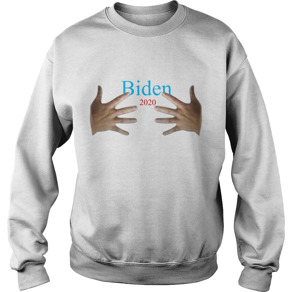 Jennifer Aniston Biden Sweater