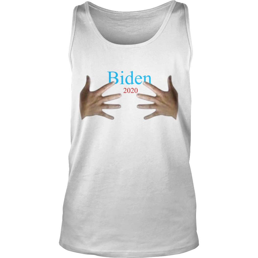 Jennifer Aniston Biden Tank Top