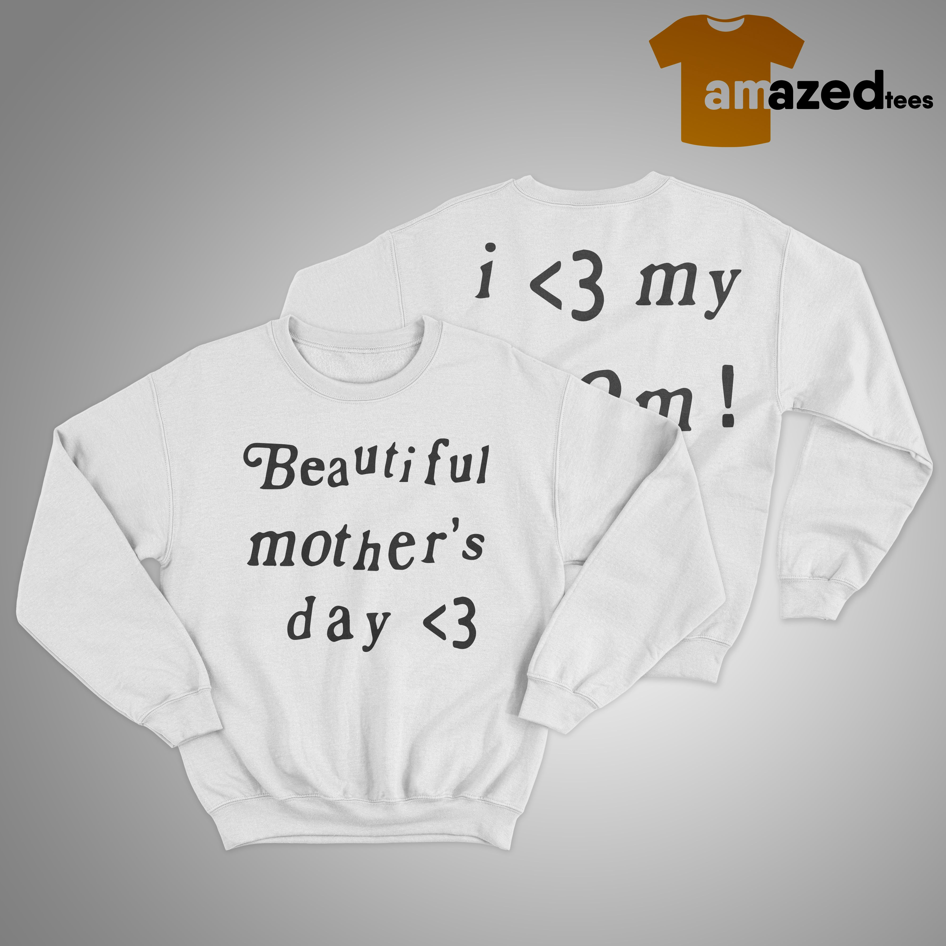 Kanye West Beautiful Mother's Day Sweater
