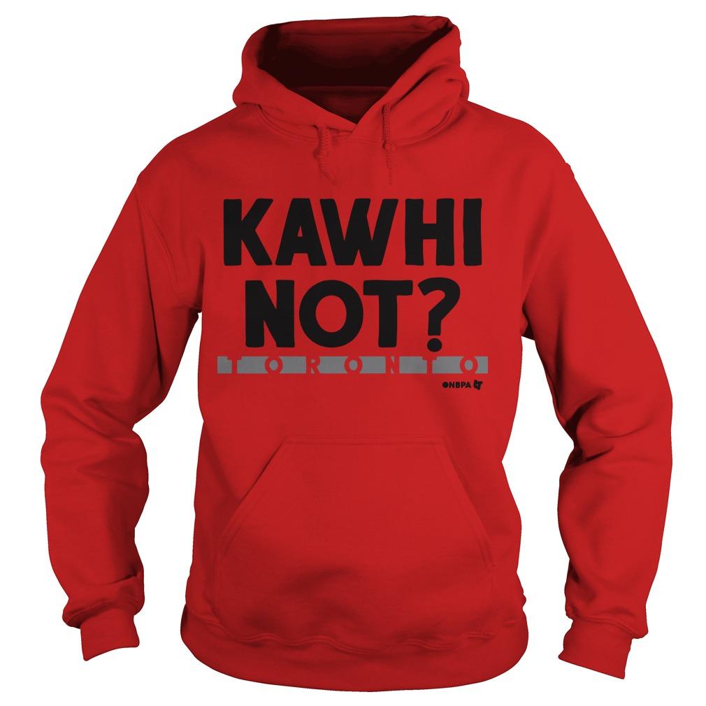 Kawhi Not Hoodie