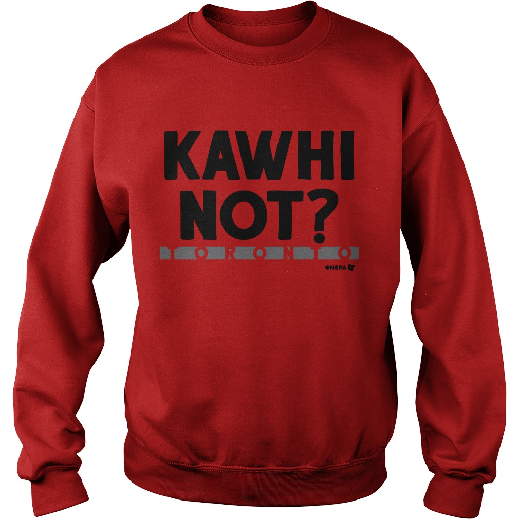 Kawhi Not Sweater