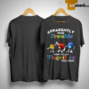M&M Candy Apparently We're Trouble When We Are Together Who Knew Shirt