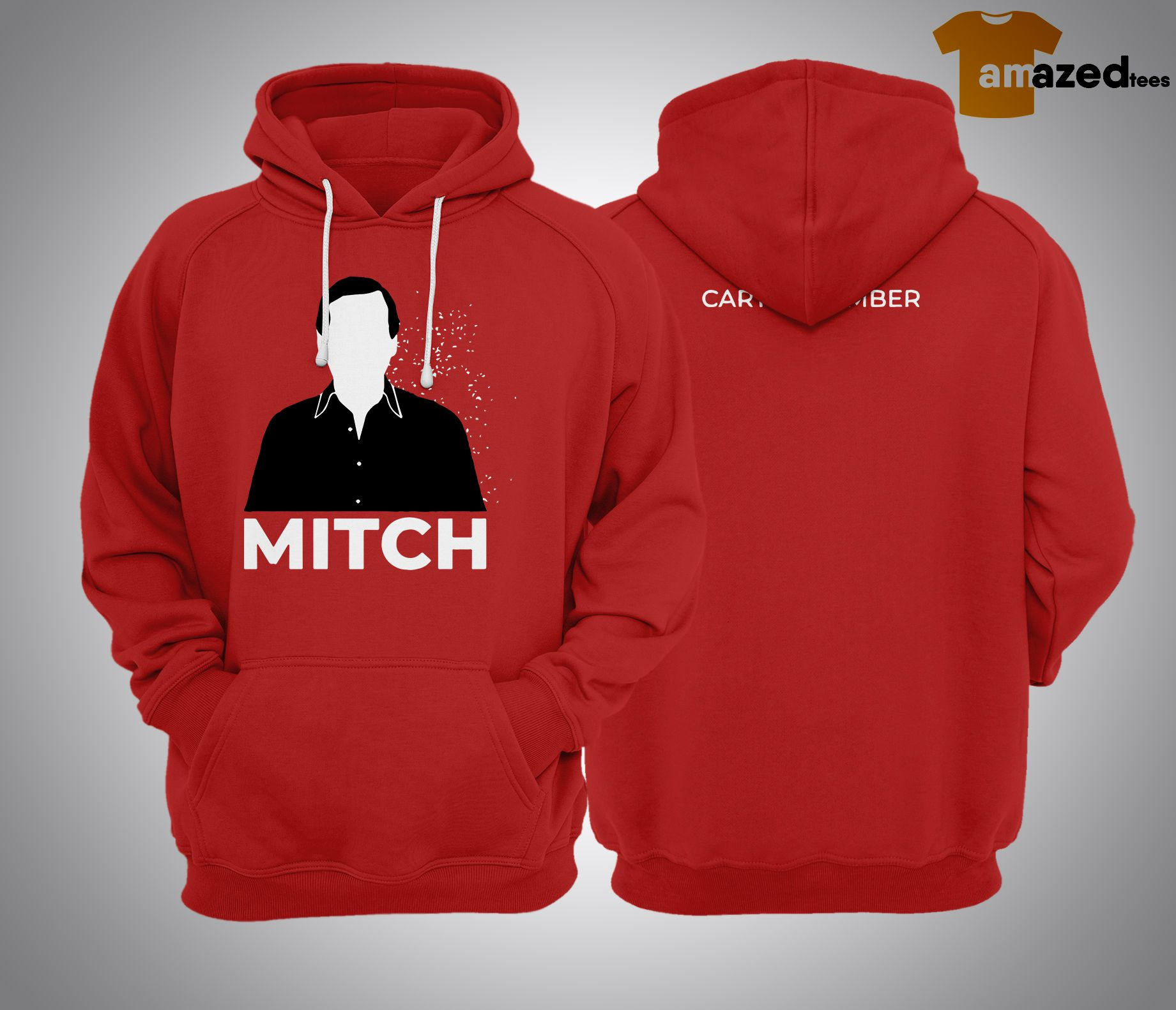 McConnell Cocaine Mitch Hoodie
