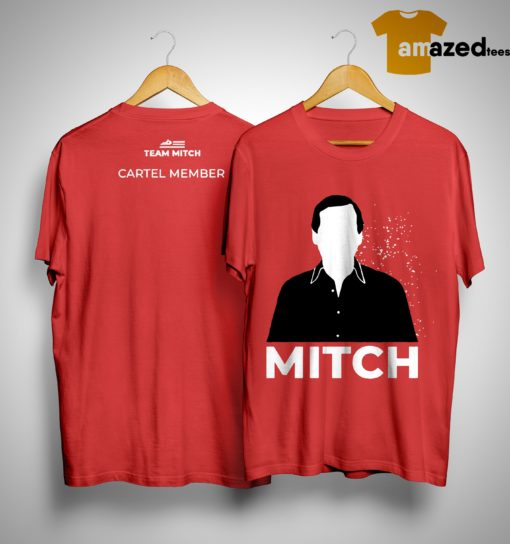 McConnell Cocaine Mitch Shirt