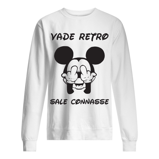 Mickey Vade Retro Sale Connasse Sweater