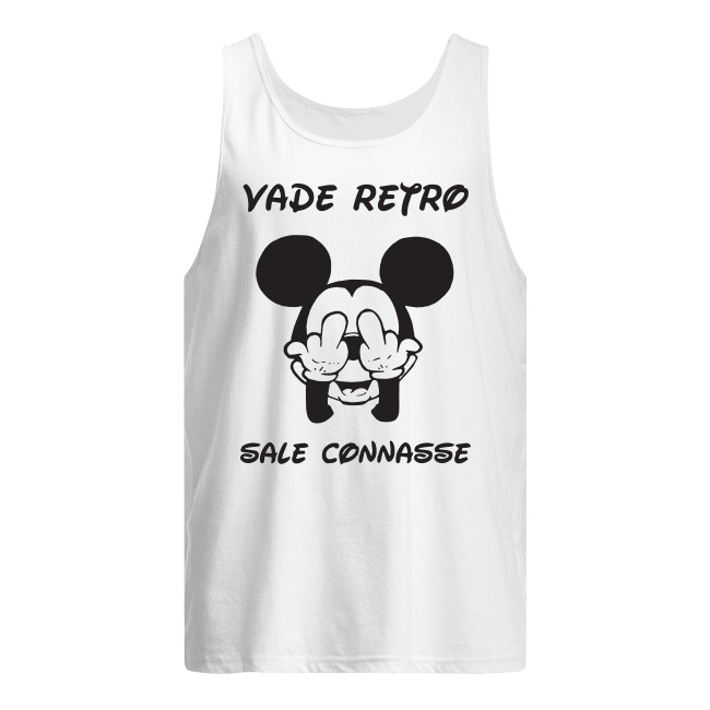Mickey Vade Retro Sale Connasse Tank Top