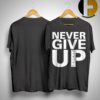 Mohamed Salah Never Give Up Shirt