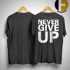 Mohamed Salah Never Give Up T Shirt