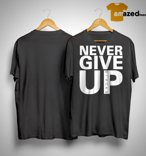 Mohamed Salah Never Give Up T Shirt