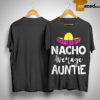 Nacho Average Auntie Shirt