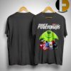 Pug Dog Pugevengers Shirt