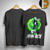 Rick And Morty John Wick Shirt