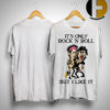 Rolling Stones It's Only Rock N Roll But I Like It Shirt