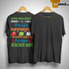 Some Men Dream Of Marrying Supermodels I'm Happy With My Awesome Teacher Wife Shirt