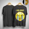 Spor Toto Süper Lig'de 22 Galatasaray Fener Aglama T Shirt
