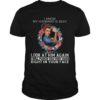 Strong Woman I Know My Husband Is Sexy Look At Him Again I Will Punch You Shirt