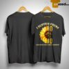 Sunflower I Suffer From OSD Obssesive Sunflower Disorder Shirt