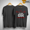Team Cox Lifetime Member Shirt