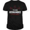 Team Hernandez Lifetime Member Shirt