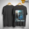 Tony Stark Wielding The Infinity Gauntlet I Am Iron Man Shirt