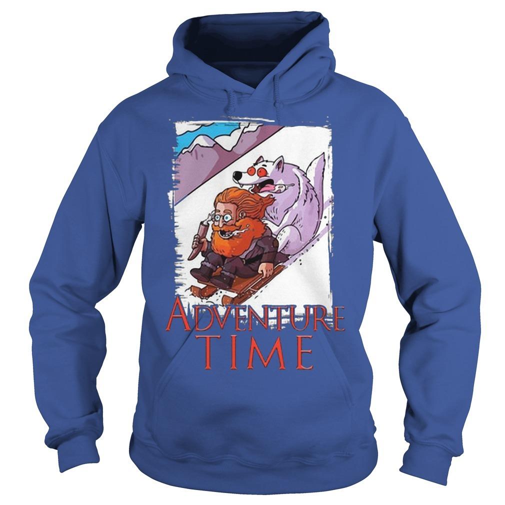 Tormund Giantsbane Adventure Time Hoodie