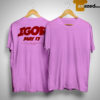 Tyler The Creator Igor My 13 All Song Written Recorded And Arranged By Tyler Okonma Shirt