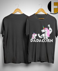 Unicorn Dadacorn Shirt