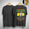 We Were The Best America Had Vietnam Veteran Brothers Who Fight Without America's Support Shirt