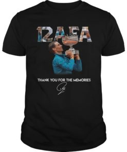 12 Afa Thank You For The Memories Shirt