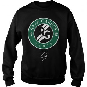12 Rafa Garros Paris Sweater