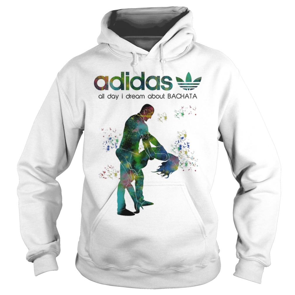 Adidas All Day I Dream About Bachata Hoodie