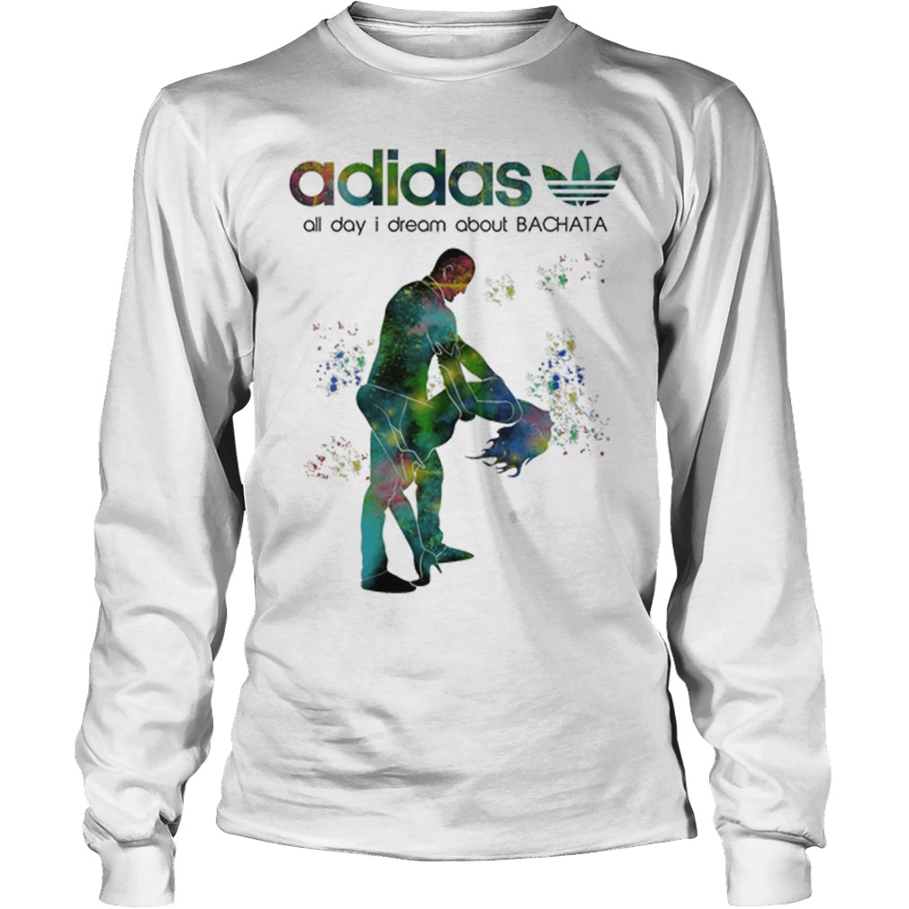 Adidas All Day I Dream About Bachata Longsleeve Tee