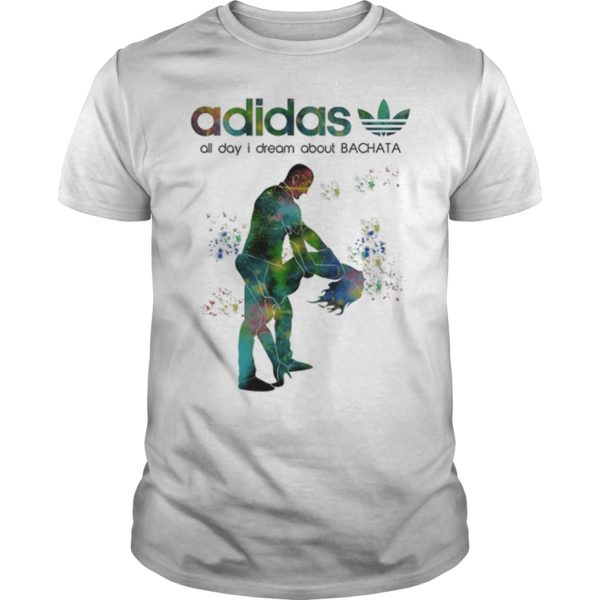 Adidas All Day I Dream About Bachata Shirt