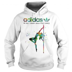 Adidas All Day I Dream About Pole Dance Hoodie
