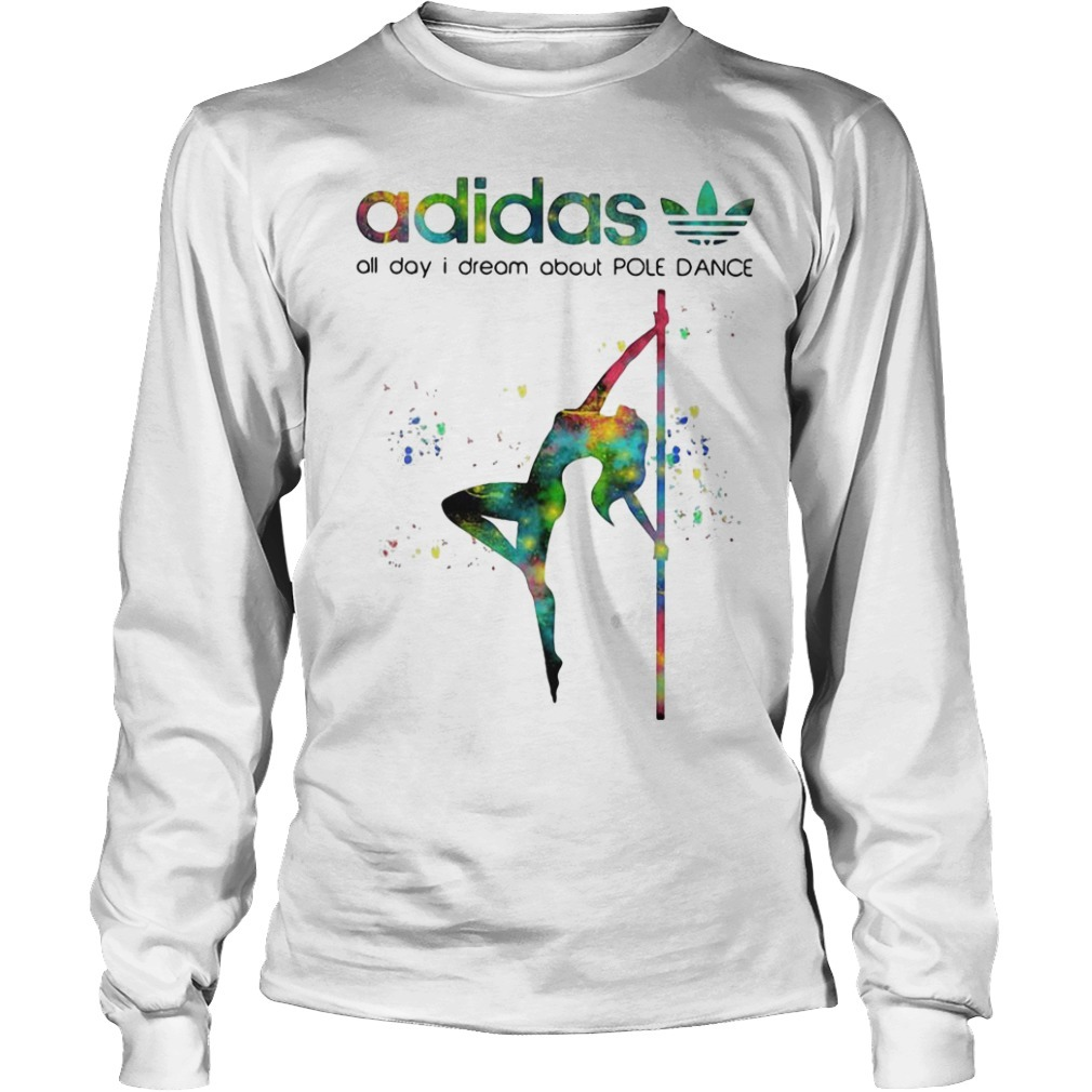 Adidas All Day I Dream About Pole Dance Long Sleeve Tee