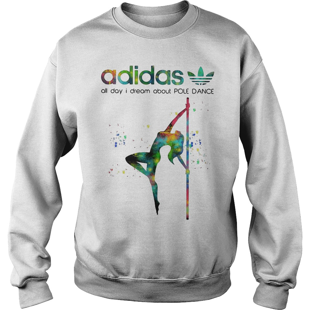 Adidas All Day I Dream About Pole Dance Sweater