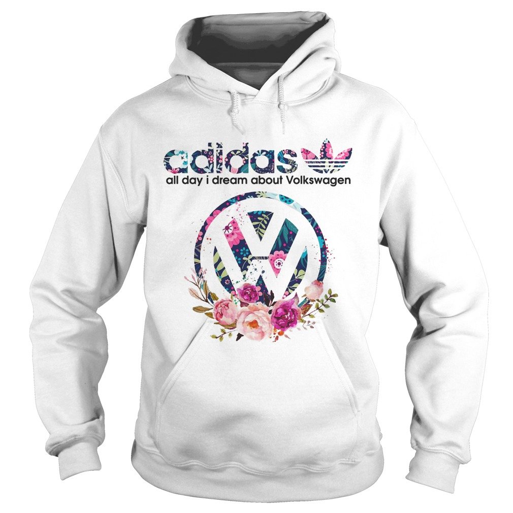 Adidas All Day I Dream About Volkswagen Hoodie